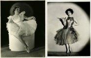 Жизнь на съемочной площадке: 30 фотографий звезд кинематографа 20-х годов  в полупрозрачных легких платьях