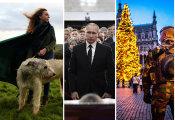 20 ярких фотографий, раскрывающих события, произошедшие на предпоследней неделе 2016 года