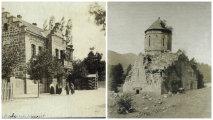 Фотографии, сделанные во время путешествия неизвестного фотографа по Ахалцихе в 1897 году