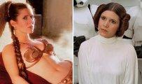 Прощай, Кэрри Фишер - неповторимая принцесса Лея из «Звездных войн»
