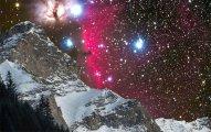 Этот невероятный мир: фотографии галактики Андромеды, сделанные в Швейцарии