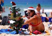 Рождество при +30 С: как празднуют зимние праздники в Австралии