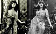 Обворожительная Теда Бара: первая женщина-вамп и секс-символ немого кино