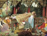 «Без мечты ничего нельзя сделать в жизни»: как появился самый волшебный цикл картин Васнецова «Поэма семи сказок»