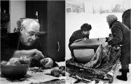 Без ретуши: 30 фотографий легендарного Марка Штейнбока с непридуманными сюжетами из жизни