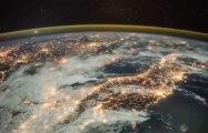 Грандиозное видео из космоса: как наступает рассвет на Земле