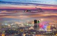 Москва и облака: 18 сказочно-урбанистических пейзажей столицы под облаками