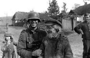 Советская деревня в объективе немецкого фотографа в 1941 -1943 годах
