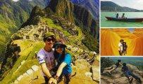 Медовый месяц по-японски: вокруг света за 400 дней