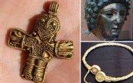 10 поразительных древних артефактов, которые были найдены с помощью металлоискателя