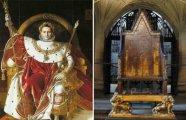 Монарший трон: помпезный символ величия или признак «тараканов в голове»