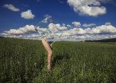«Отражение природы»: обнажённая натура и зеркала, или необычный взгляд на финские пейзажи