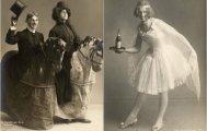 Норвежские шутки: 20 забавных фотографий с популярного мужского шоу 1909 года