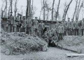 Первая мировая война на старых фото из альбома немецкого солдата