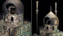 Два в одном: религия и война – кафедральные соборы из пуль и оружия