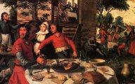 Этикет прошлого: как вели себя за столом в Средневековье