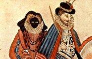 Страшные маски женщин эпохи Возрождения