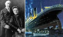 «Мы жили вместе - и вместе мы умрем»: непридуманная история любви с затонувшего «Титаника»