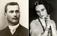 Анна Павлова  и  Виктор Дандре: укрощение строптивого аристократа