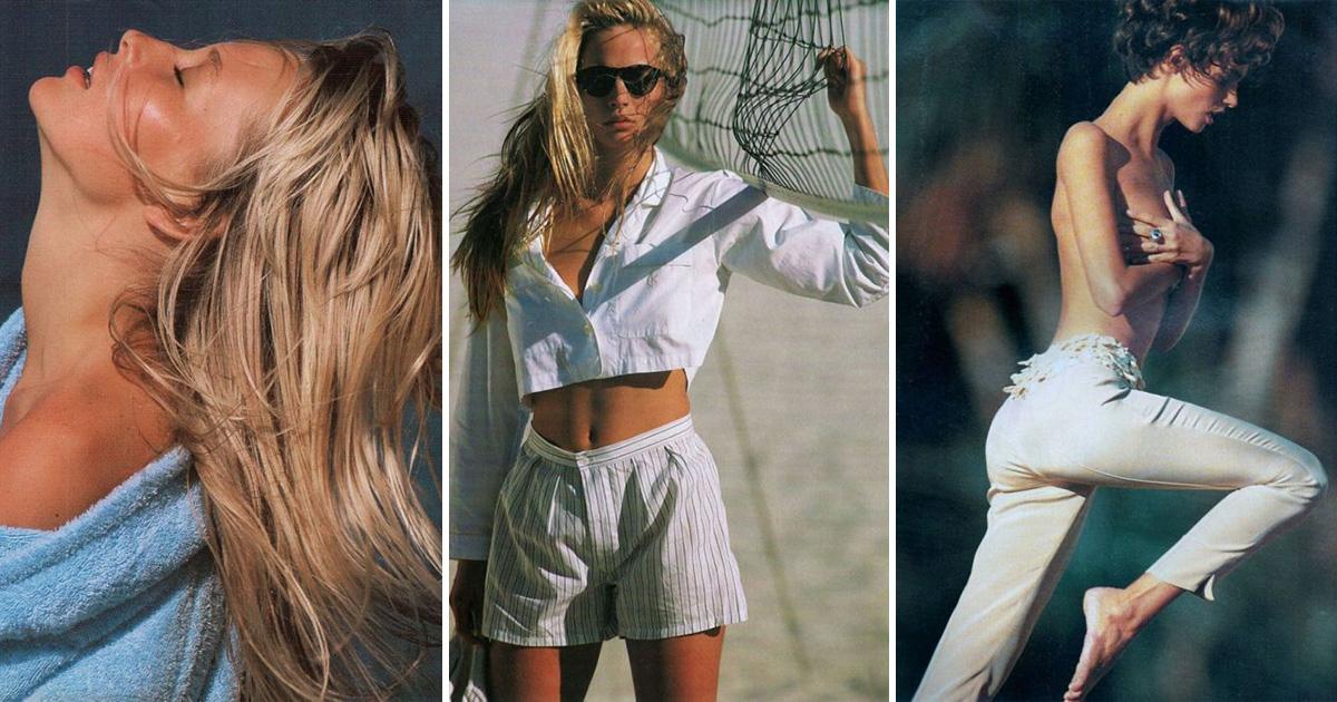 Фотография: Красота невероятная: 20 фотографий очаровательных модниц из 1980-х