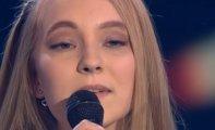 Жюри стоя аплодировало Кристине из Москвы