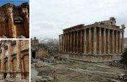 «Акрополь Леванта»: храм Вакха - один из немногих прекрасно сохранившихся древних храмом Ближнего Востока