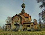 Место силы: Храм Святого Духа в Талашкино под Смоленском, построенный Рерихом