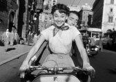 «Via Con Me»: великолепная Одри Хепберн в стильном видео от Swingrowers