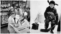 Назад в СССР: атмосферные фотографии о жизни советских людей в 1970-х