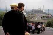 Ах, Одесса:15 колоритных фотографий, сделанных британским журналистом в Одессе в 1982 году
