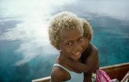 Темнокожие блондины из Меланезии - загадка, над которой бьются генетики