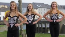Танец ирландских девушек собрал в сети более 1 миллиона просмотров