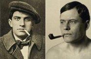 Кто заставил Маяковского петь песни, сидя под бильярдным столом, или Несколько историй о самой популярной игре литераторов