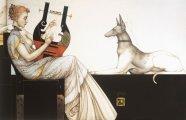 Тантризм, каббалистика и восточная мудрость: картины с глубоким скрытым смыслом