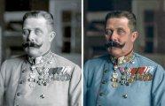 История в цвете: 12 раскрашенных ретро фотографий, которые позволяют окунуться в историю