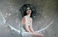 Ангелы и демоны, жрицы и богини, или женщины в работах польского художника