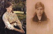 История одного портрета кисти Серова: как сложилась судьба «девушки, освещенной солнцем»