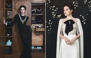 Свадебные наряды по мотивам маленького черного платья Одри Хепберн