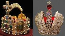 Блеск и великолепие императорских корон - какая краше?