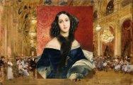Загадка красавицы с портрета: кем была знатная дама, изображенная Брюлловым