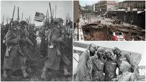 Вторая мировая война на редких фотографиях от журнала LIFE