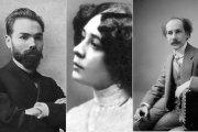 Петровская, Белый и Брюсов: ангелы и демоны любви