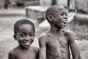 Счастливое детство: 13 документальных снимков о жизни в Африке