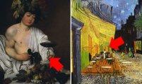 10 всемирно известных картин, в которых скрыты тайные символы и сообщения
