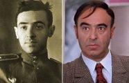 Артисты на войне: как Владимиру Этушу однополчане помогли придумать образ товарища Саахова