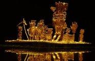 Плот муиска - золотая статуэтка, которая может открыть тайну Эльдорадо