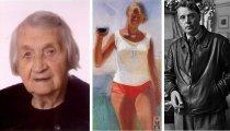 Жизненный путь в один век: непростая судьба «Девушки с ядром» с картины Самохвалова