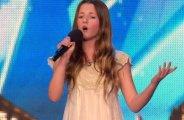12-летняя школьница ошеломила судей исполнением песни Уитни Хьюстон