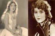 От «божественной куколки» до почетного полковника: как звезда немого кино стала национальным символом