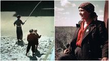 Вперёд в прошлое: фотографии из жизни людей в СССР в 1950-е годы, сделанные Семеном Фридляндом ( часть 2)